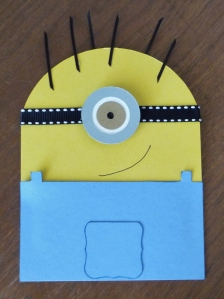 Minion Gift Card 4